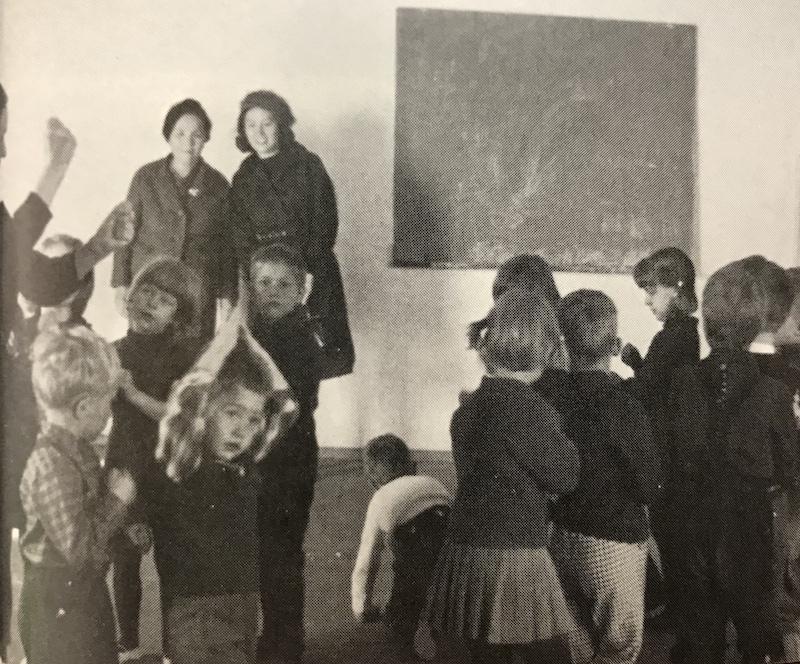 旧西ドイツのシュタイナー幼稚園を視察